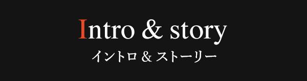 イントロ&ストーリー